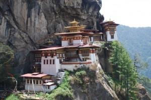 Alicia Morga Bhutan's Tiger Nest