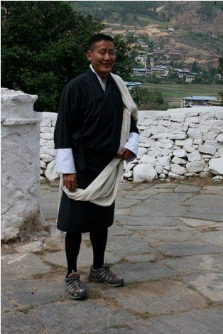 Alicia Morga Bhutan Namgay