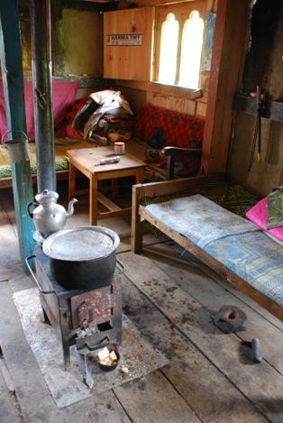 Alicia Morga Bhutan Kitchen