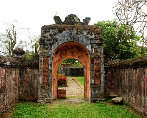 Alicia Morga Vietnam The Citadel