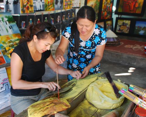 Alicia Morga Vietnam Incense