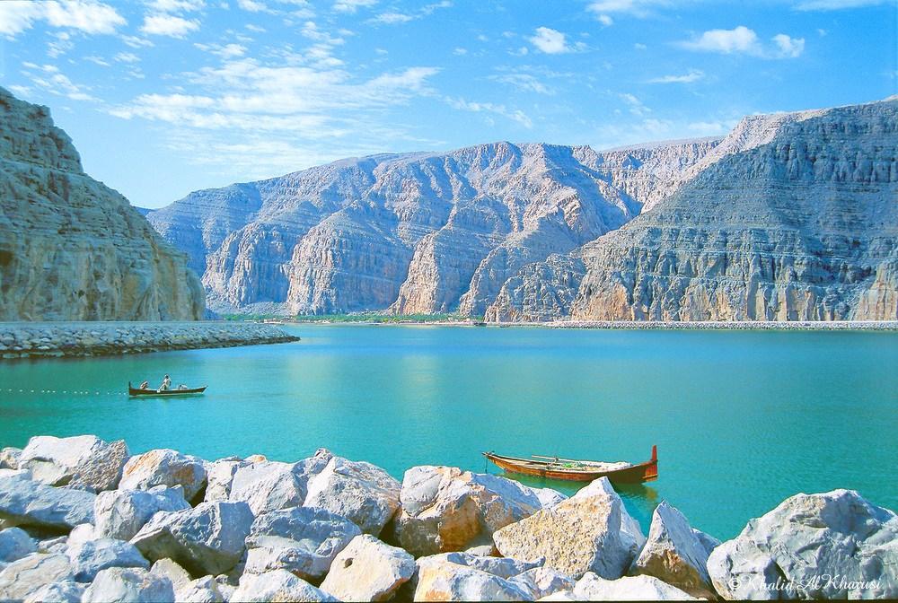 Mahout Island, Oman