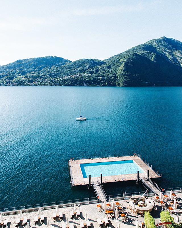 Image courtesy of Grand Hotel Tremezzo.
