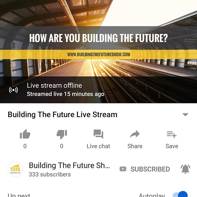 At 11am ET I will be live streaming my #interview with @SuneeraMadhani of @fattmerchant from  @TheSupX watch on YouTube, (link: https://www.youtube.com/c/Buildingthefutureshow/live #investor #founders #startup #conference #ceo #founder