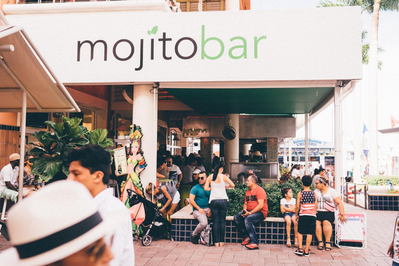 The Mojito Bar