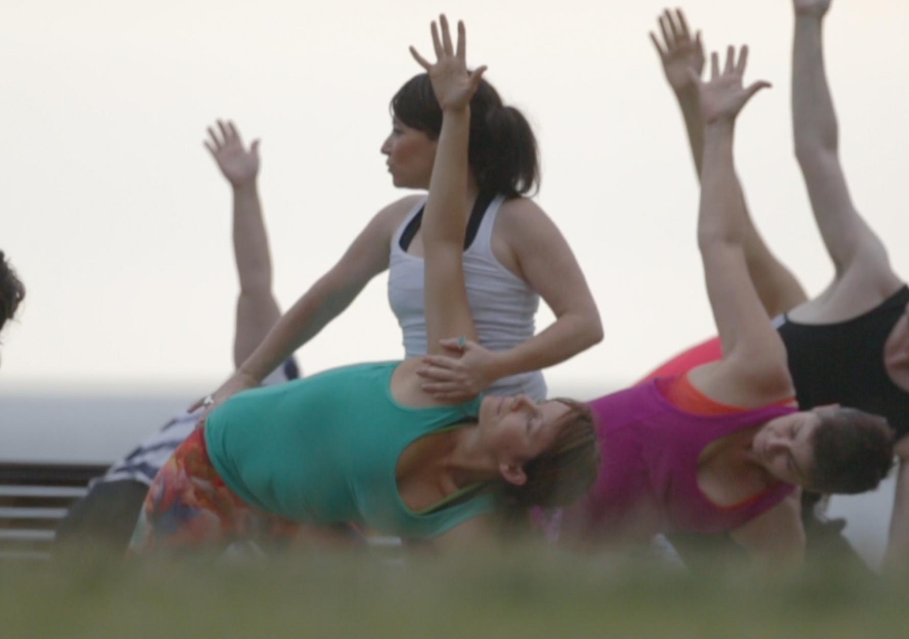 younga yoga studio 10 days of tapas