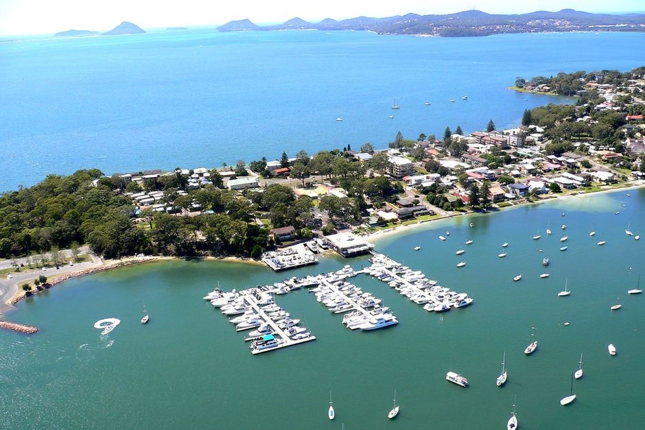 Soldiers Point, Port Stephens NSW.