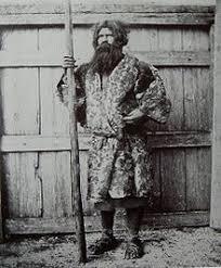 An Ainu leader circa 1880