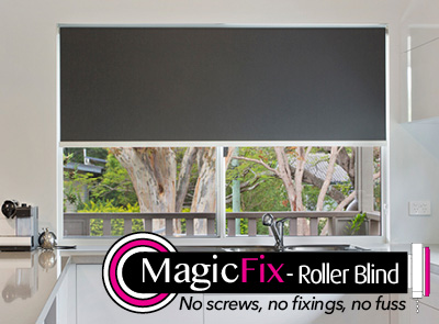 fha wholesale magic fix roller blinds