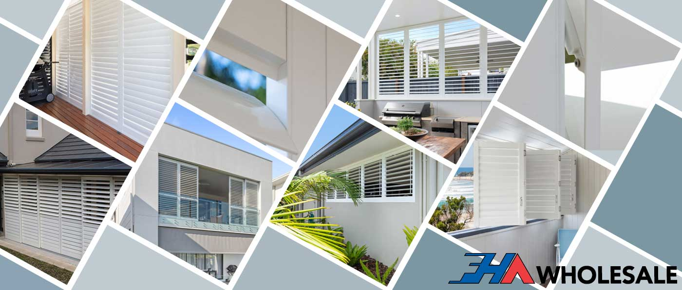 WHOLESALE ALUMINIUM SHUTTERS BRISBANE