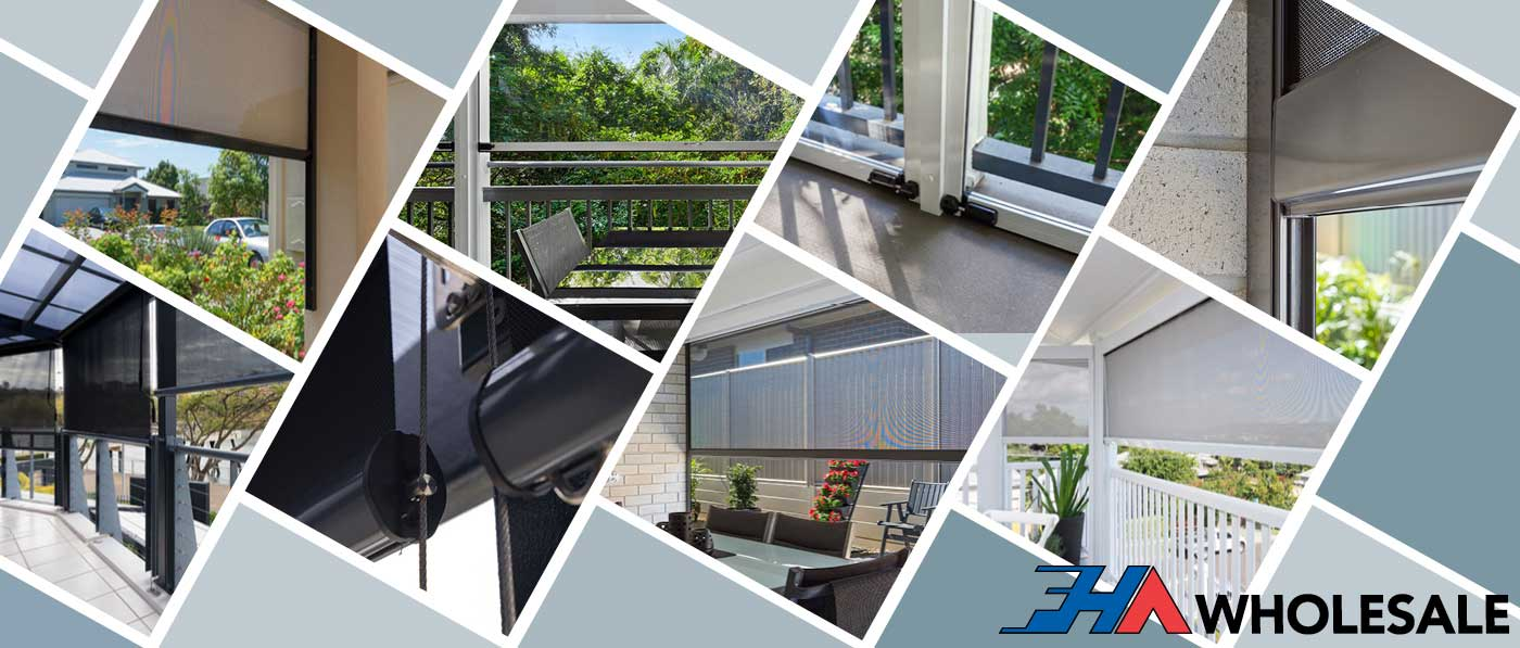 WHOLESALE OUTDOOR BLINDS