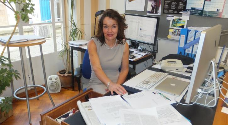 Dame Carol Robinson. Image courtesy of Medical Research Council,http://www.insight.mrc.ac.uk/2014/10/14/working-life-carol-robinson/