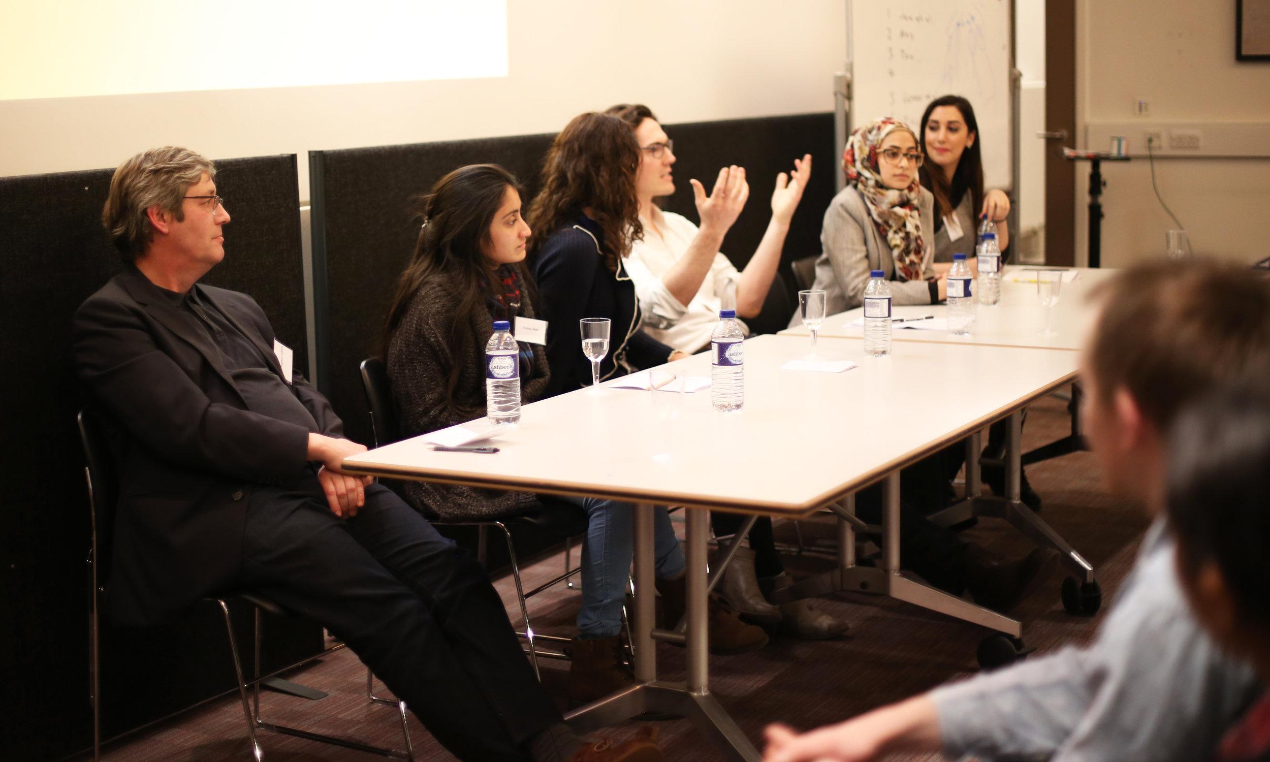 Panel speakers