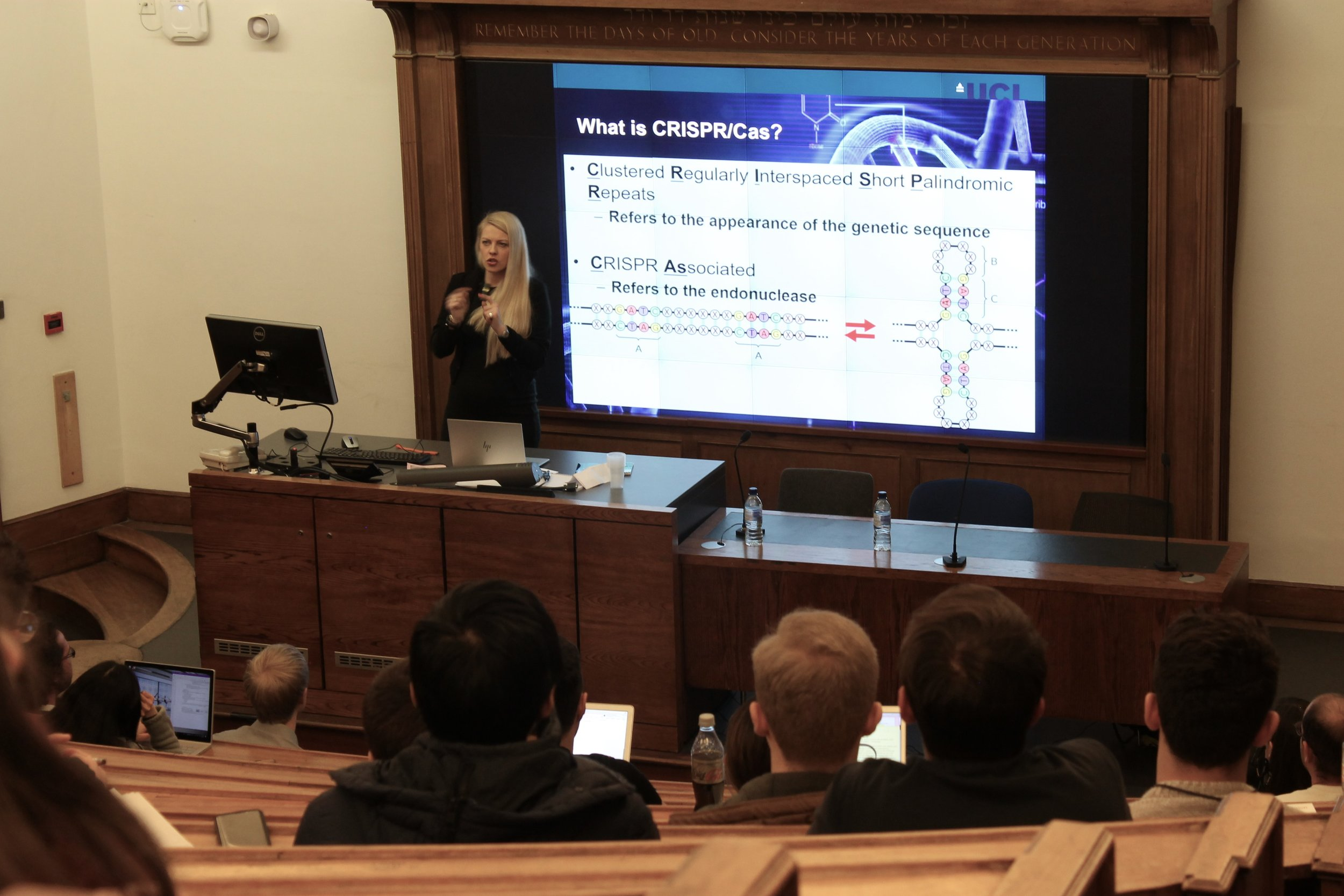 Dr Helen O'Neill- Institute for Women's Health UCL