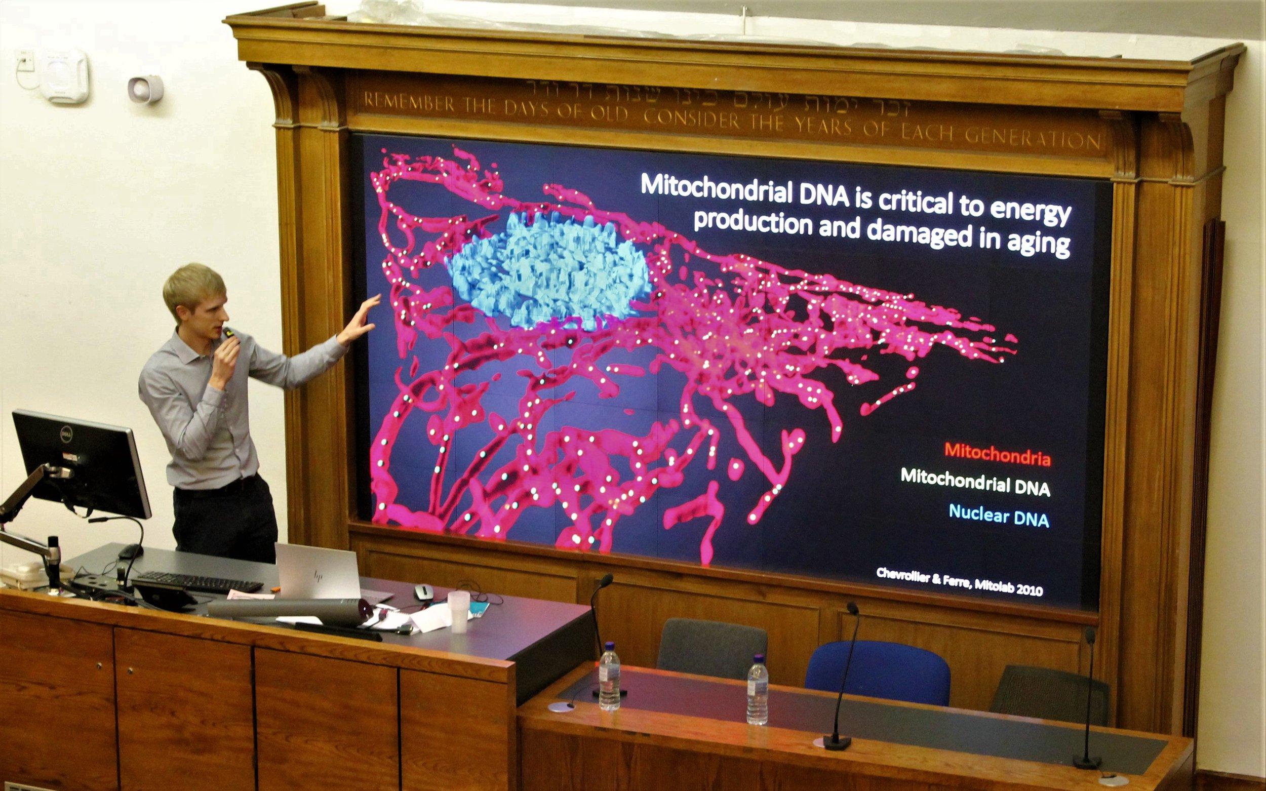 Dr Daniel Ives- Shift Bioscience