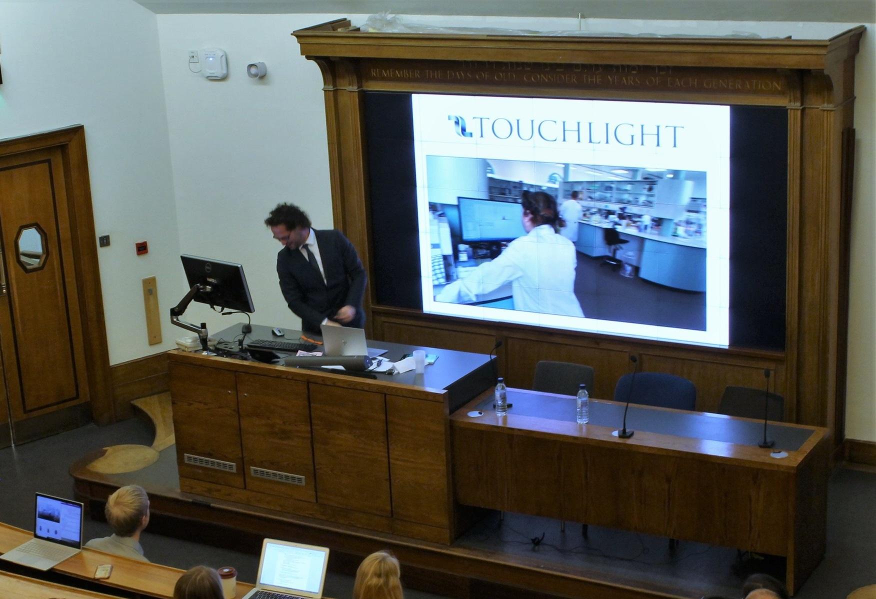 Dr Paul Rothwell- Touchlight Genetics