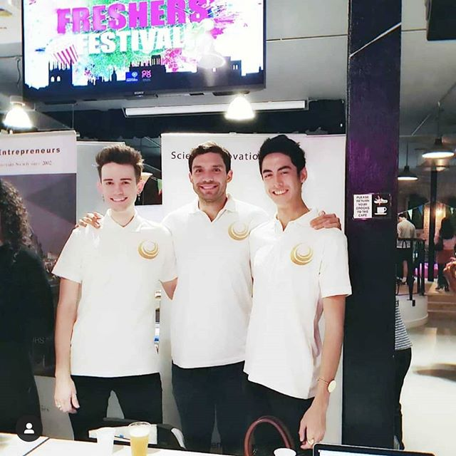 Visit us at the University of Oxford Freshers' Fair tomorrow (9 October, 10am - 5pm) or Thursday (10 October 9am to 4pm) if you're interested in meeting like minded individuals passionate about science, and potentially joining a globally interconnected network of individuals keen on fostering bonds between business, science and entrepreneurship!  #science #oxford #oxfordfreshers2019 #oxfordfreshersfair #oxfordscience