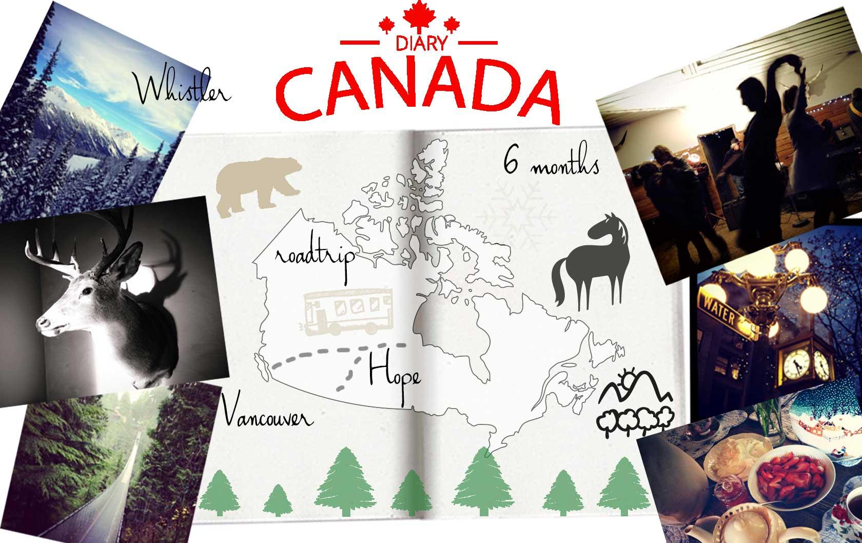 Diary-Canada