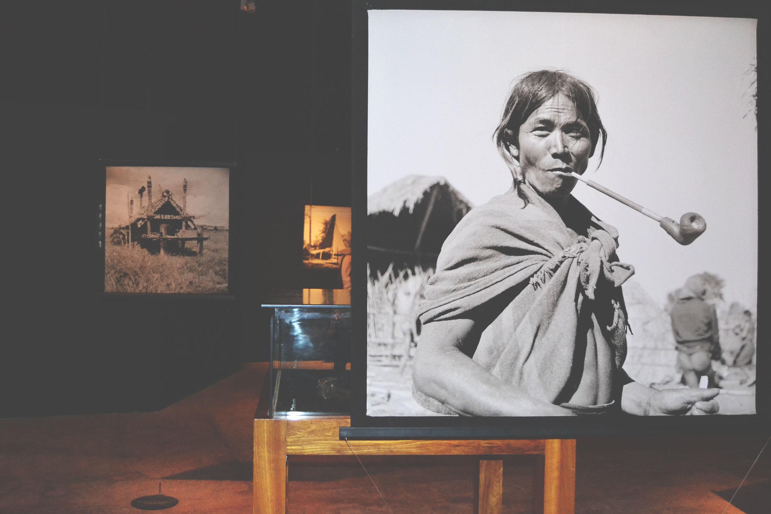 Hanoi - Expo photo musée Ethnographie - Wonderluhsters