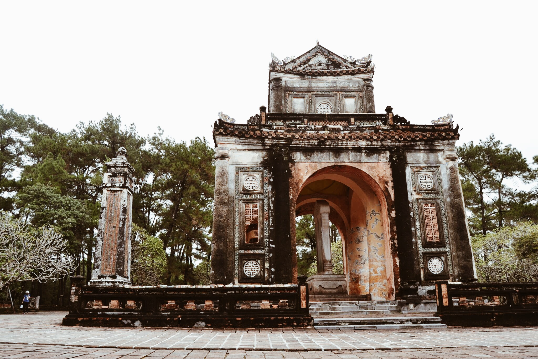 Hue - Pagode Tu Duc - Vietnam - Wonderluhsters