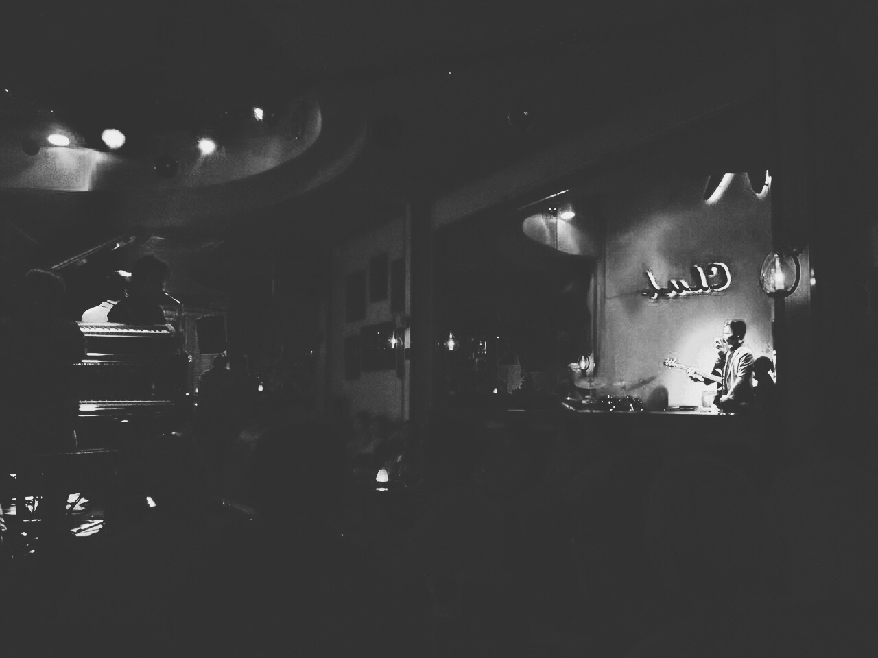 Ho Chi Minh Ville - Jazz Club - Vietnam - Wonderluhsters