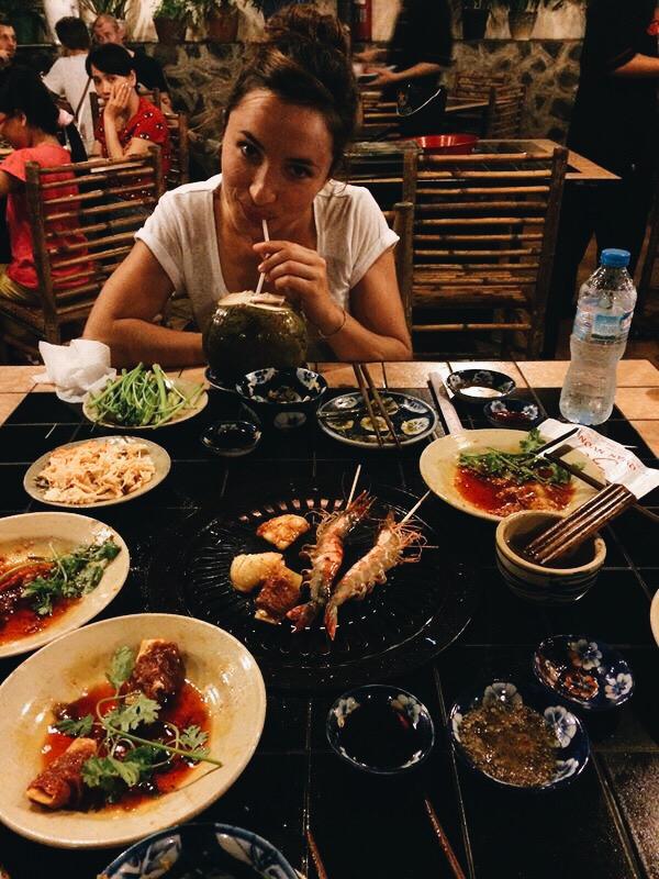 Ho Chi Minh Ville - Resto 3T Quan Nuong - Vietnam - Wonderluhsters
