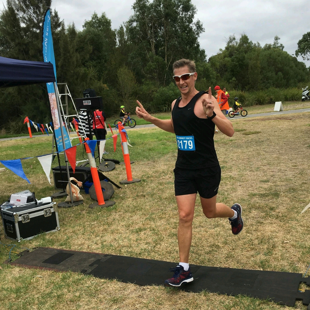 """""""The GoRun training plans are more than a simple running program. It is tailored to the individual and is interactive. Chris is very approachable and understands that we all have lives outside of our training, including our families, careers and other passions."""" - Tim, Melbourne"""