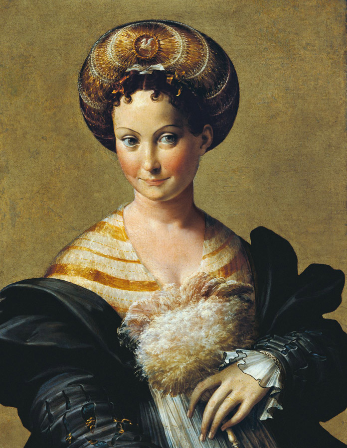 Parmigianino - Turkish Slave