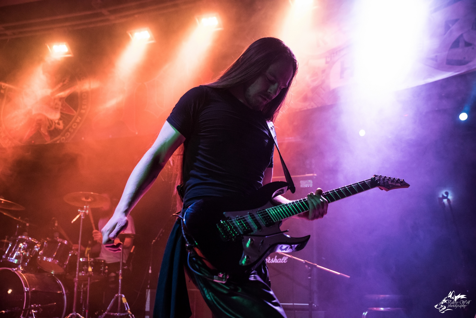 Vitally Golovanov — guitar, magic