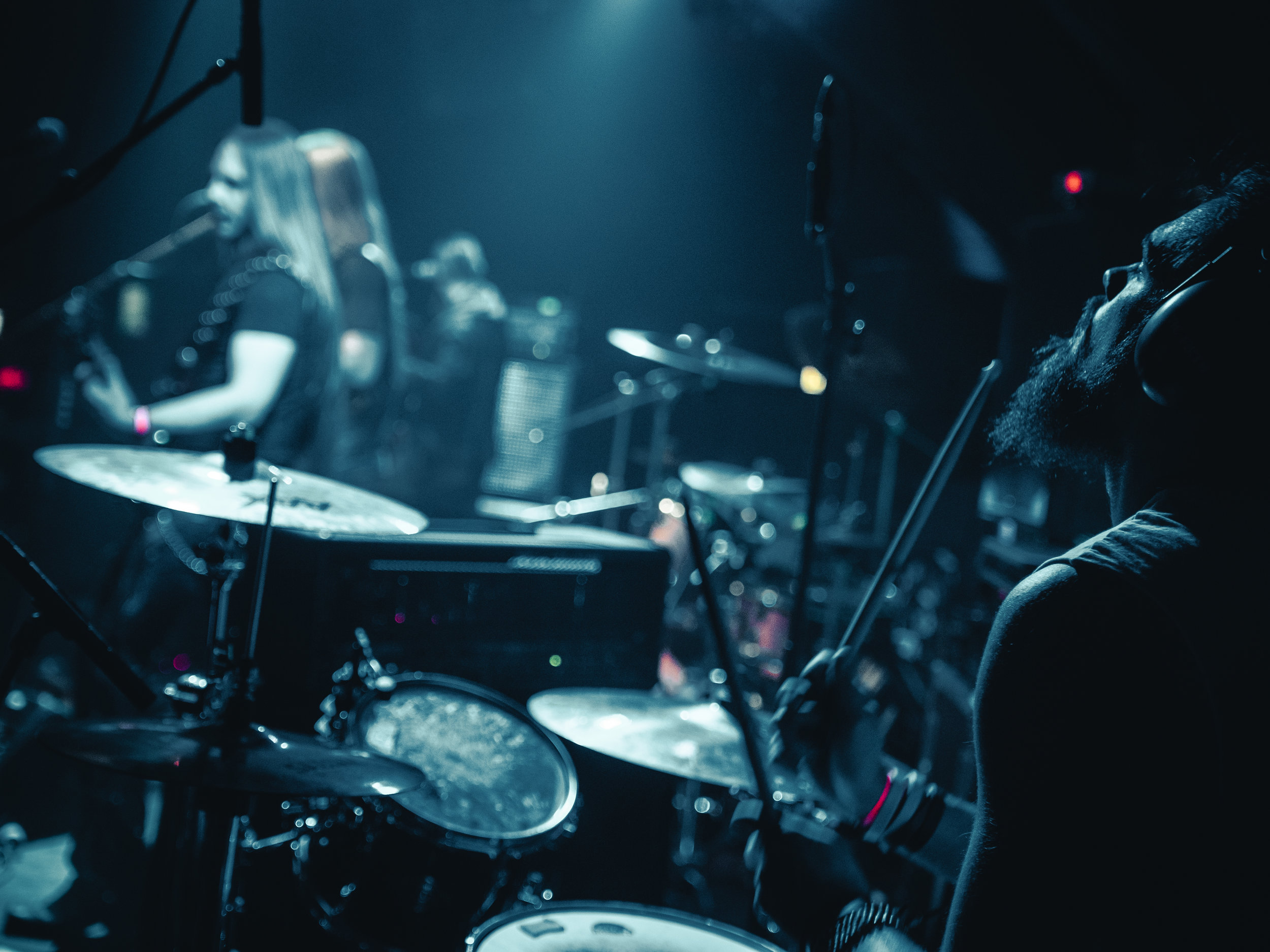 Vlad Shchiptsov — drums
