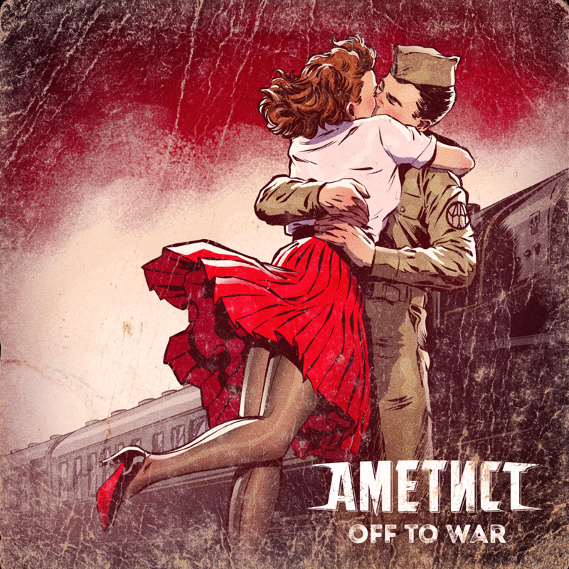 «Off to War» 2017 single