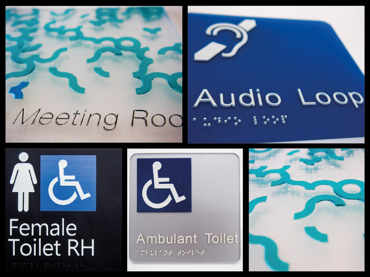 Click on the image or more examples of signs we've printed