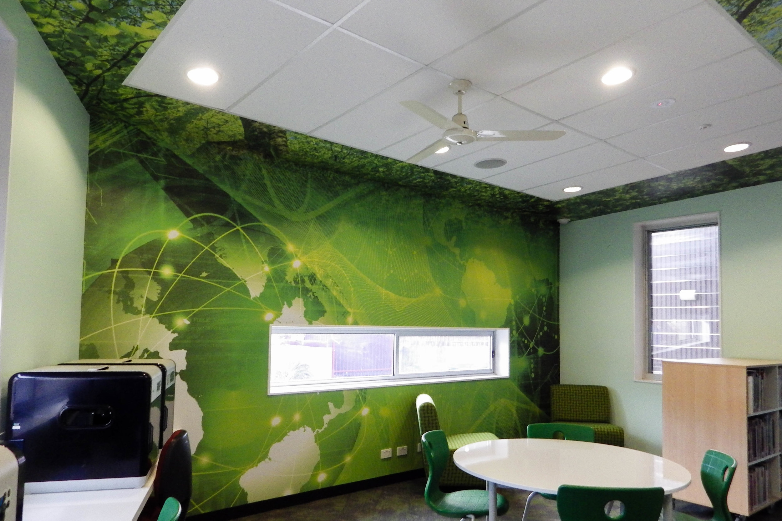 CEILING GRAPHICS