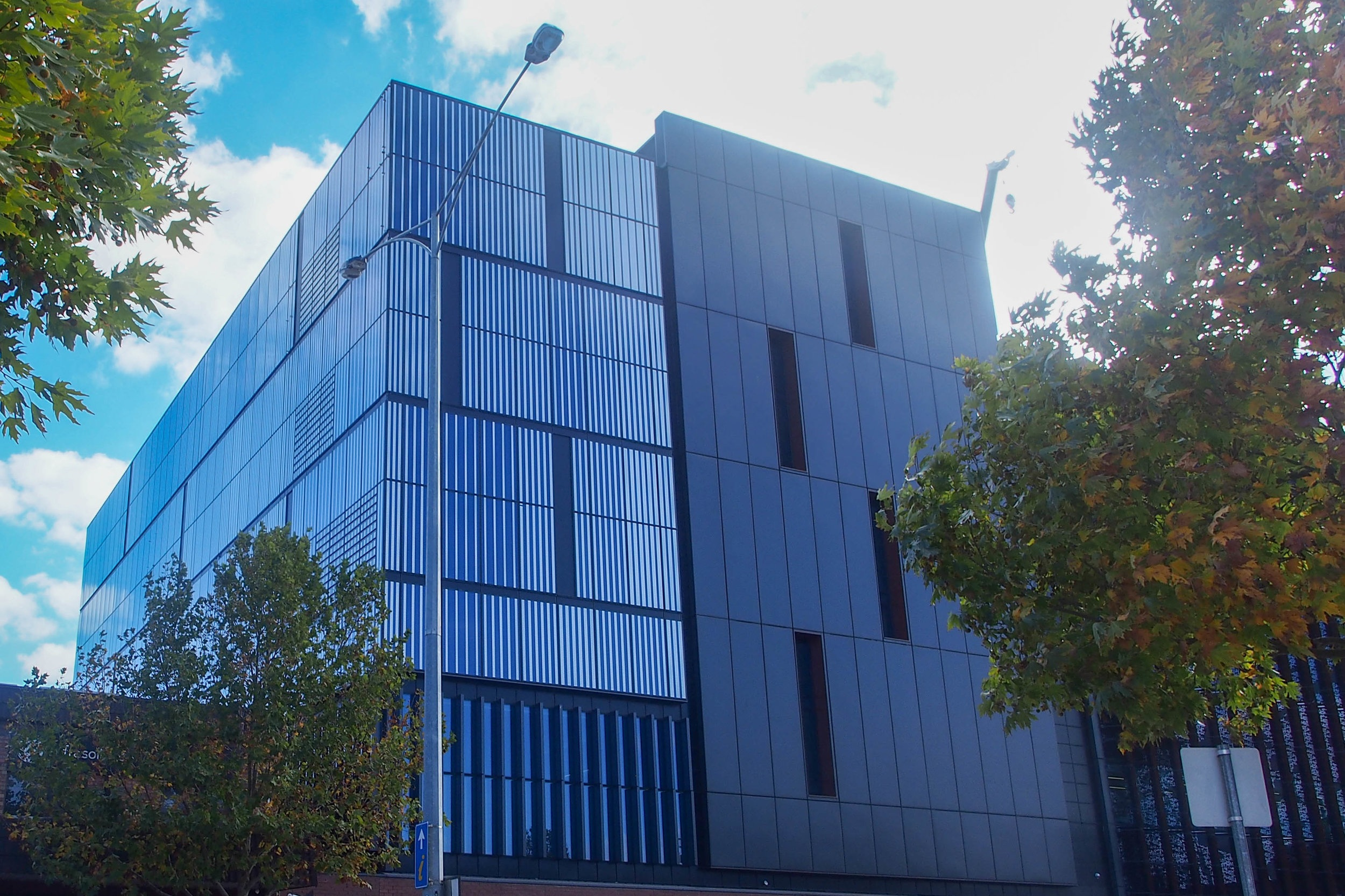Shepparton Law Court -