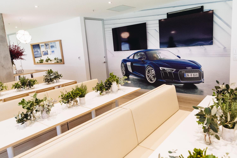 Audi Hawthorn Suite MCG -