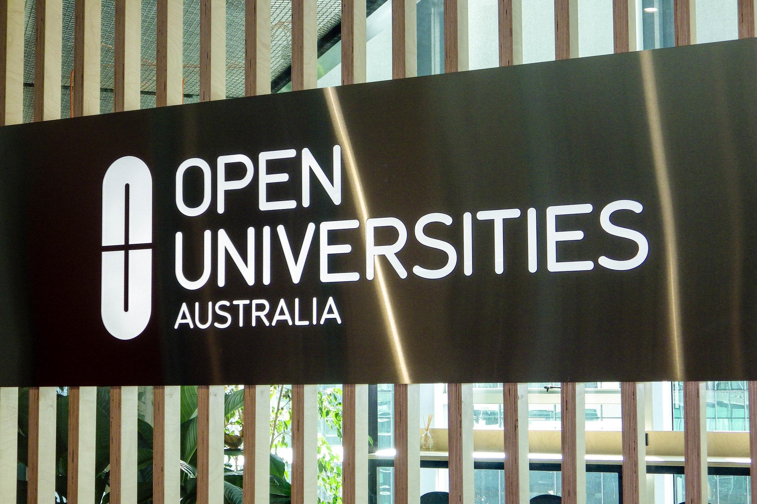 Open Universities Australia -