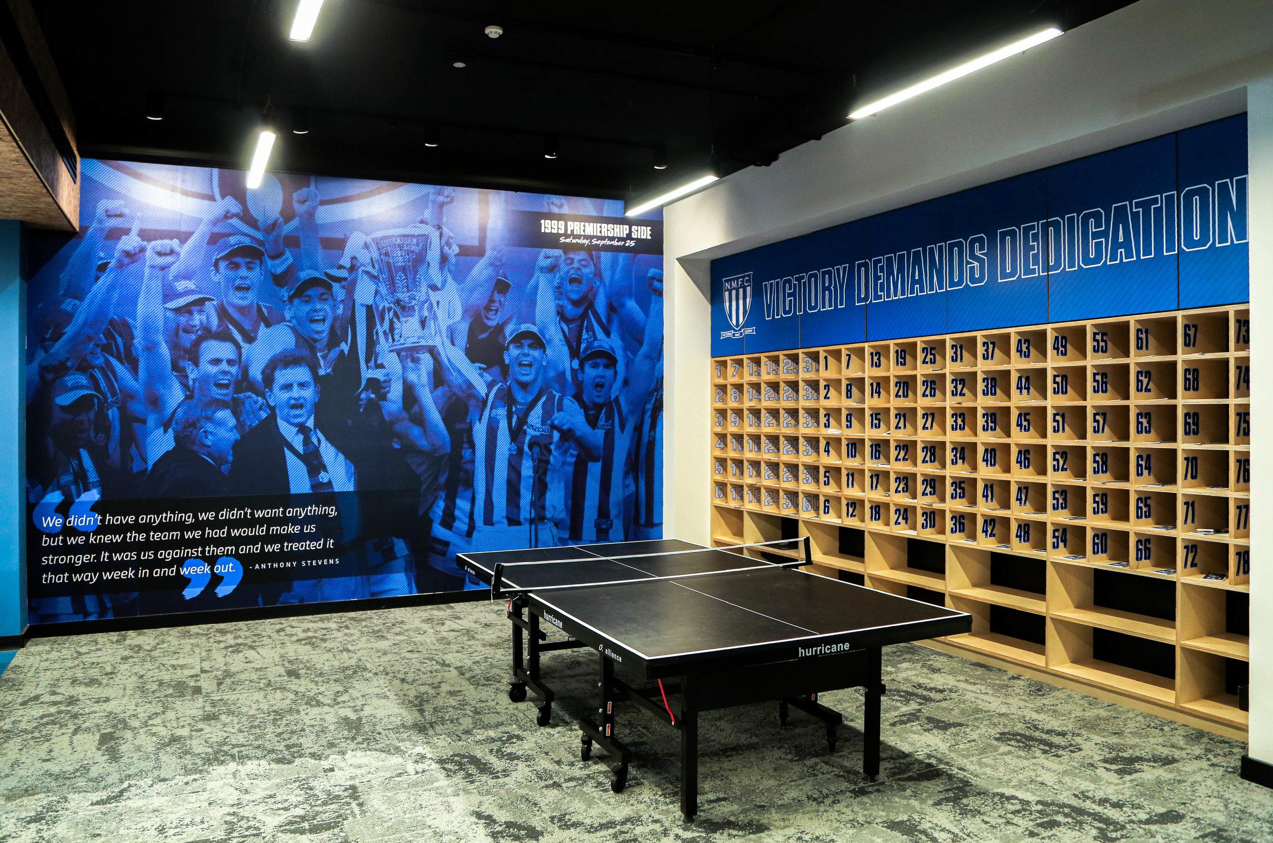 North Melbourne Football Club -