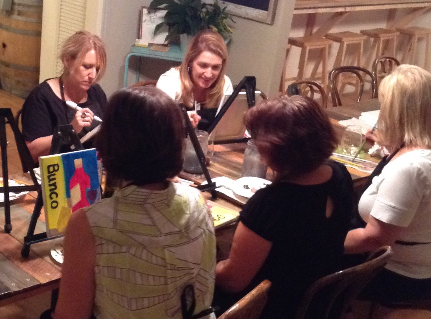 book your next bunco party here!!!