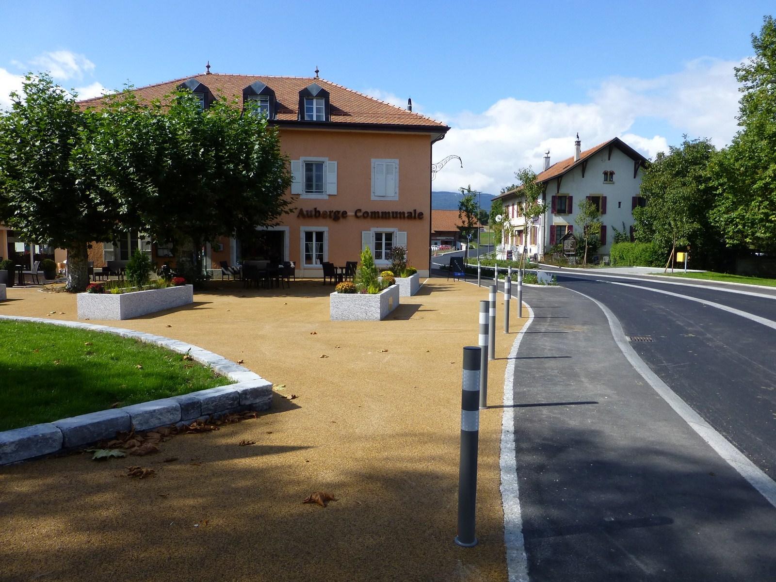 Route village 2