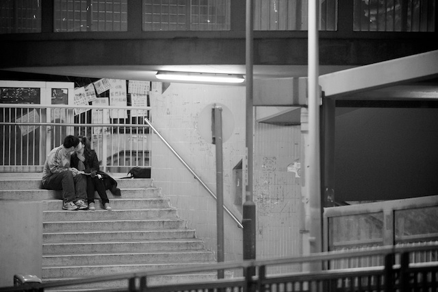 Hong Kong proposal on steps