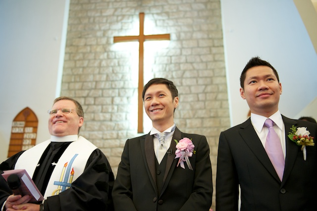 Hong-Kong-wedding-union-church-groom-groomsmen-priest