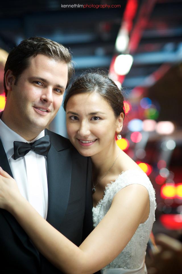 Hong Kong engagement wedding photoshoot couple closeup portrait