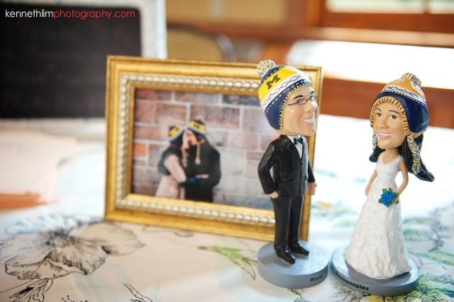 New York wedding photoshoot ornaments photoframe
