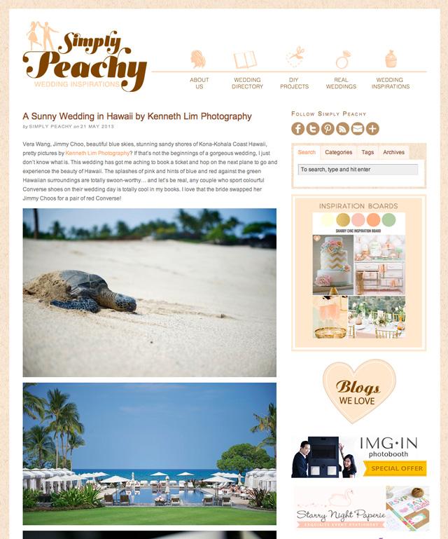 simply peachy hong kong wedding blog