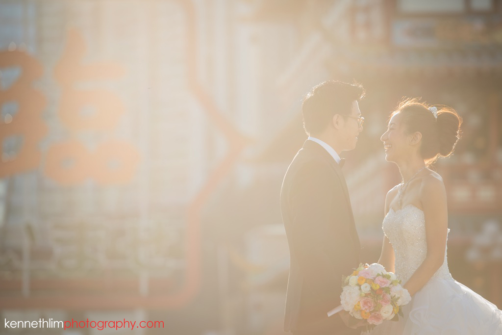 Hong Kong Wedding photography one thirty one bride groom portrait session bride groom sunlight