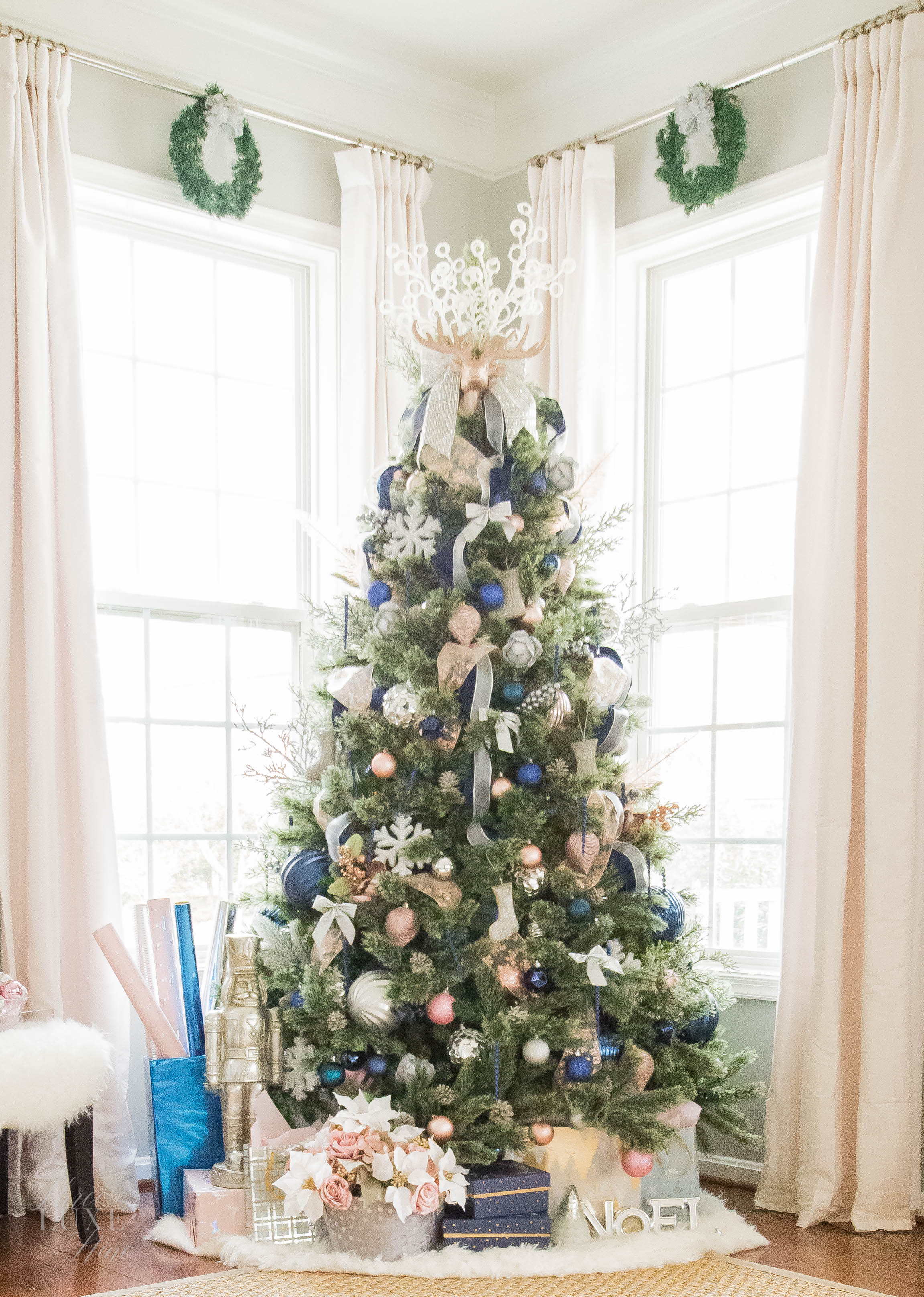 Oh Christmas Tree Three Luxe Nine Interiors