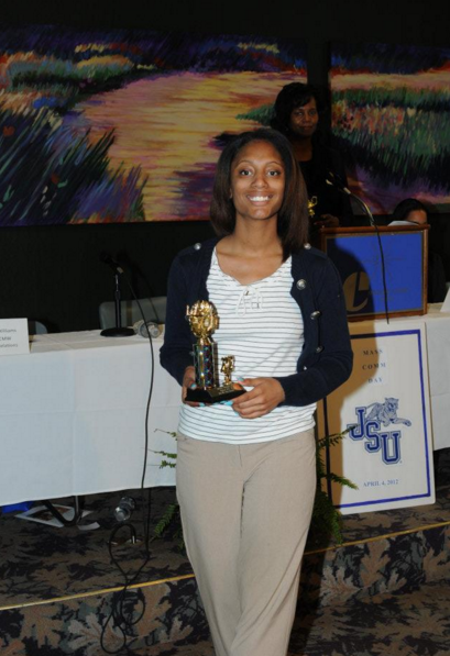 A Throwback circa 2012 jsu mass comm day, lindsey was awarded the highest gpa in the department at the jackson state university! This post was written by Lindsey A. Walker and originally posted on PRCouture.com on January 18, 2016