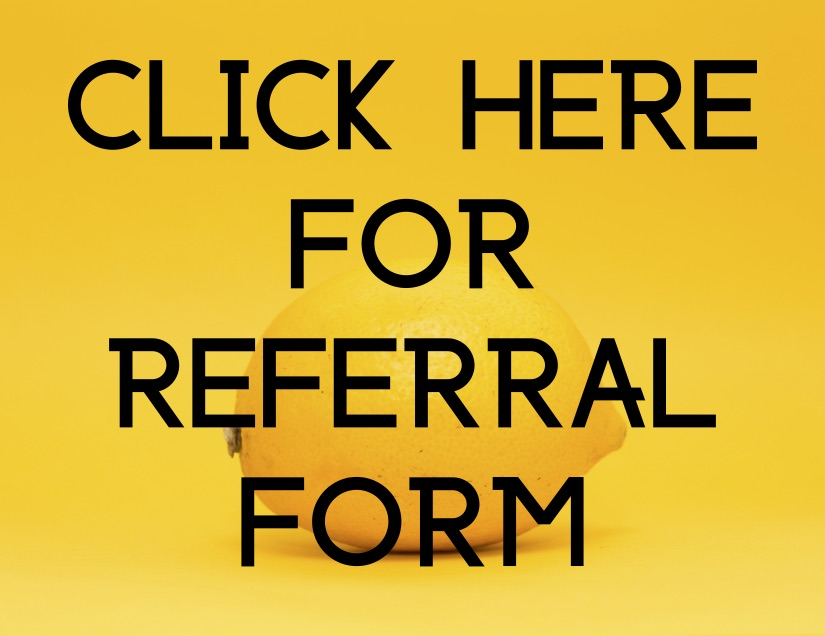 Need a referral from your doctor or for your patient? Click the image above and print.