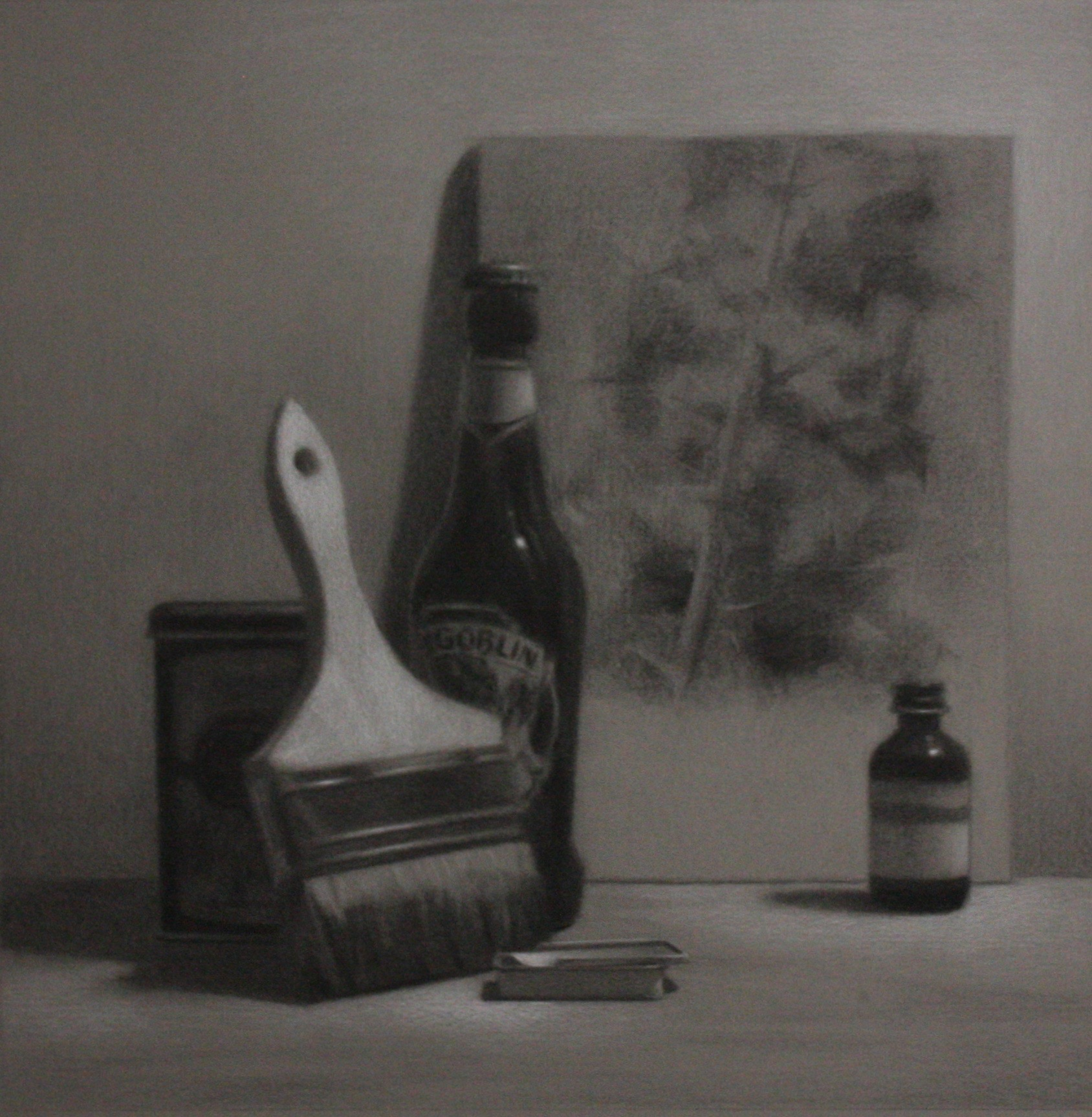 The Painter's Still Life