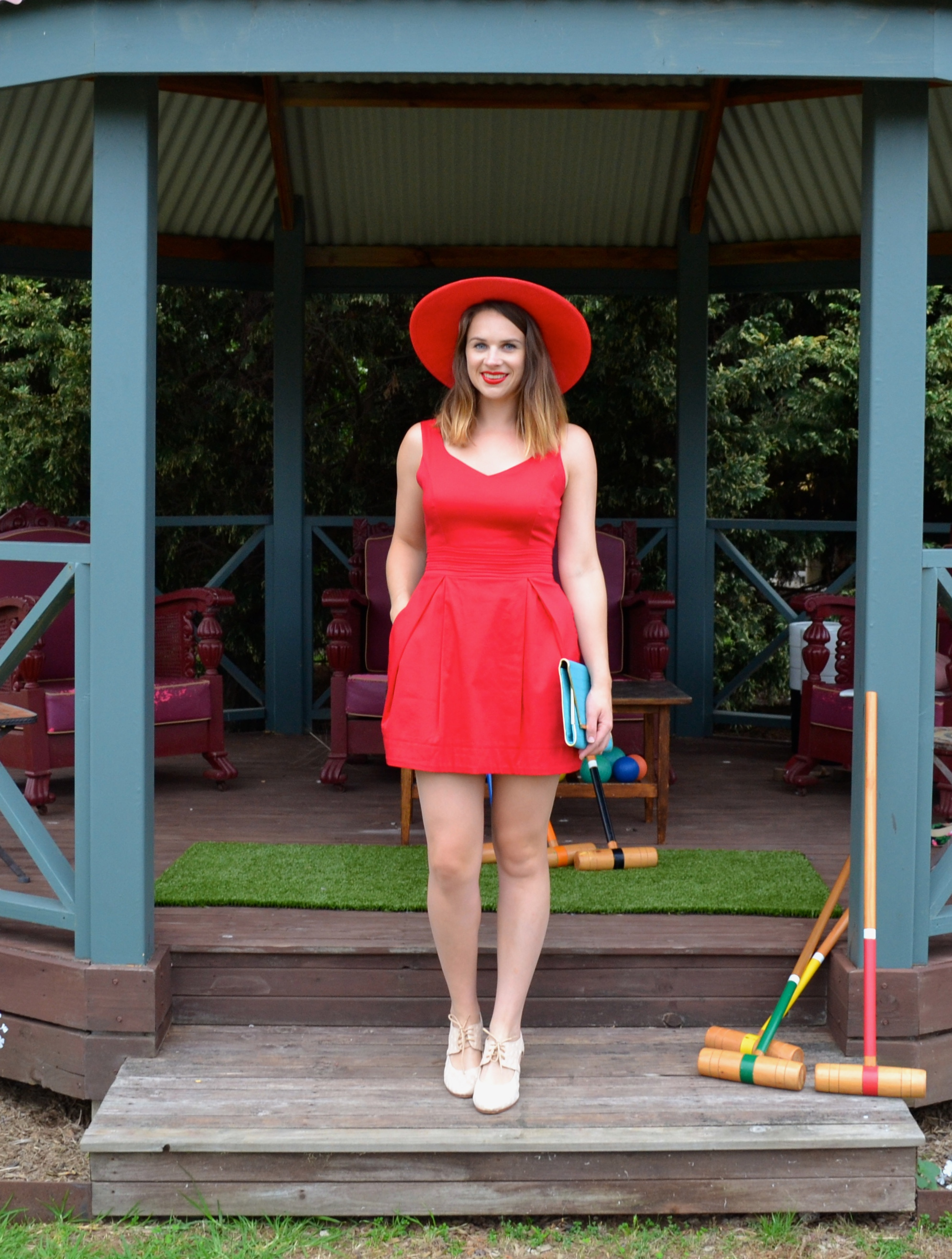 red-dress-red-hat-croquet-set